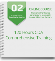 02_OnlineCourses_120 Hours CDA Comprehensive