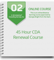 02_OnlineCourses_45 Hour CDA Renewal