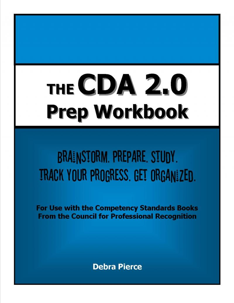 The Cda 20 Prep Workbook